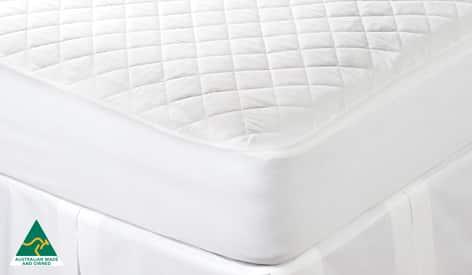 Waterproof Mattress Protectors - Cover & Protect : waterproof quilt protector - Adamdwight.com