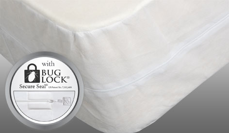 Buglock Non Waterproof Bed Bug Mattress