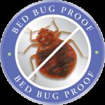 Quilt/doona protector bed bug barrier