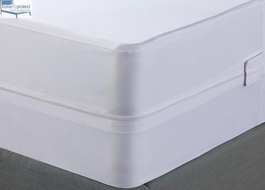 Mattress encasement waterproof